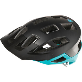 Leatt DBX 2.0 - Casque de vélo - noir/turquoise